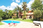 Magnificent villa in Sierra Blanca with lovely views